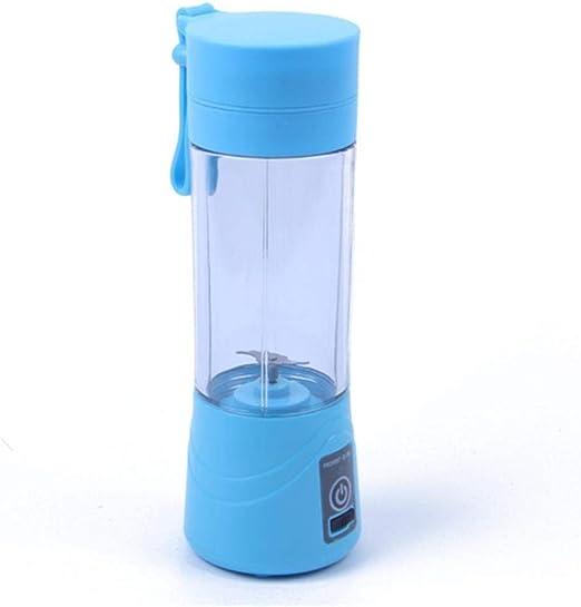 YGGY USB juicer licuadora Botella portátil 2/4/6 Cuchillas mixeur ...