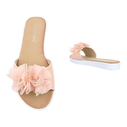 Ital Modern Jazz Design Pink Frauen rC6rw4vq