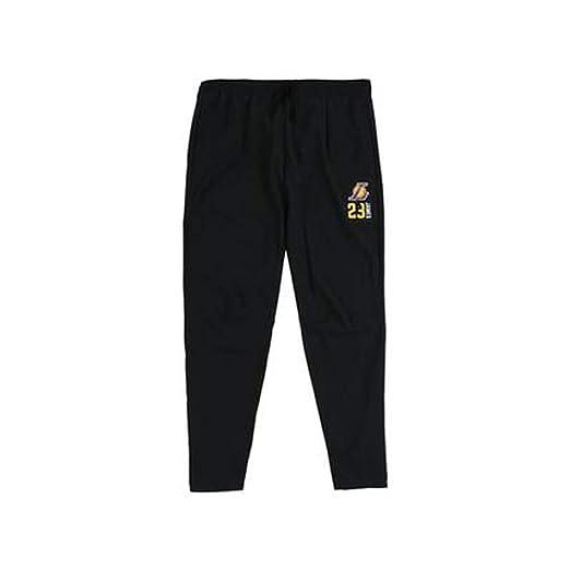 HYYSH Lakers James NBA New Spring and Summer Collection Pantalones ...
