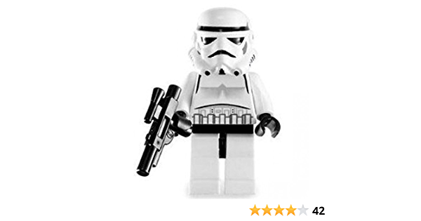 Transparent Stormtrooper Star Wars Lego Moc Minifigure Toys Gift