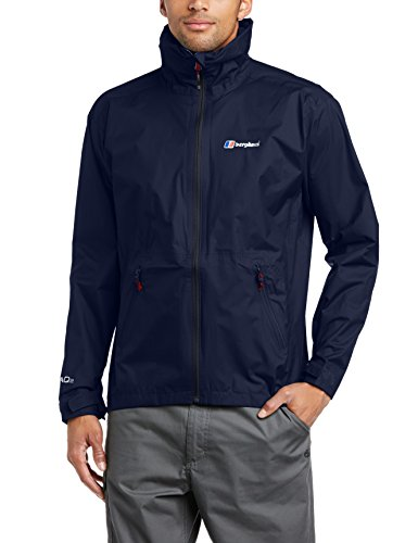 Berghaus Men's Stormcloud Shell Jacket, Large, Dusk by Berghaus