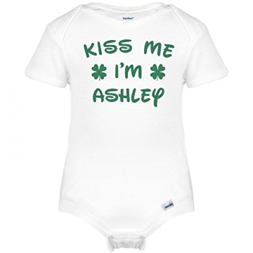 cute-irish-baby-kiss-me-im-ashley-infant-gerber-onesies