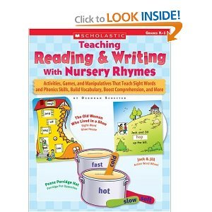 Download Teaching Reading & Writing With Nursery Rhymes bySchecter pdf