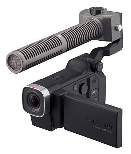 Zoom Q8 Recorder Shotgun Microphone