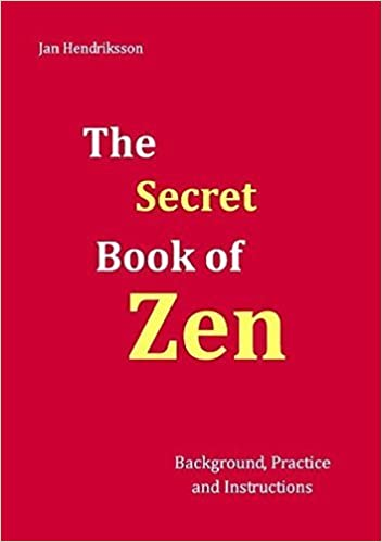 The Secret Book of Zen by Jan Hendriksson (2013-07-03)
