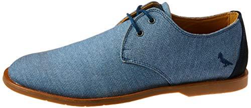 Sapato Casual Terone Reserva  Masculino Azul 38