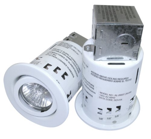 2 Led Recessed Lighting Kit - 4