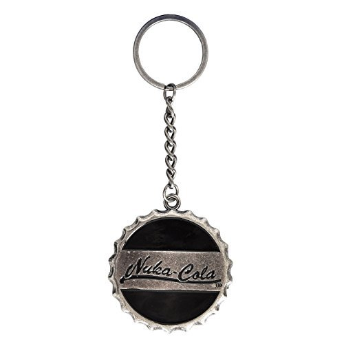Fallout 4 Nuka Cola Bottle Cap Keychain by Fallout: Amazon ...
