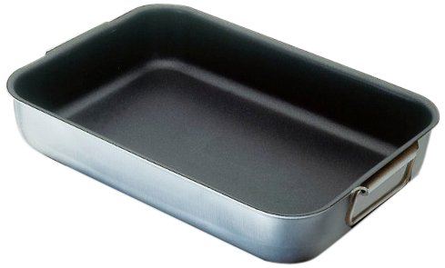 Ottinetti 2337040 Non-Stick Roasting Pan, 15.75 by 11.02-Inch