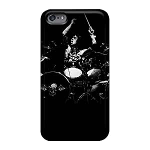 Excellent Hard Phone Case For Iphone 6 (pdq16623jyJV) Allow Personal Design Nice Megadeth Band Series