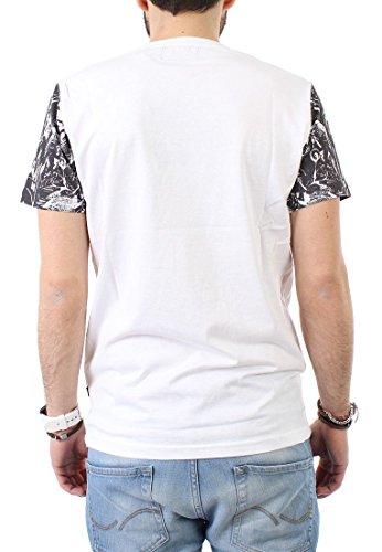 Shine T-Shirt Men 2-40286 White