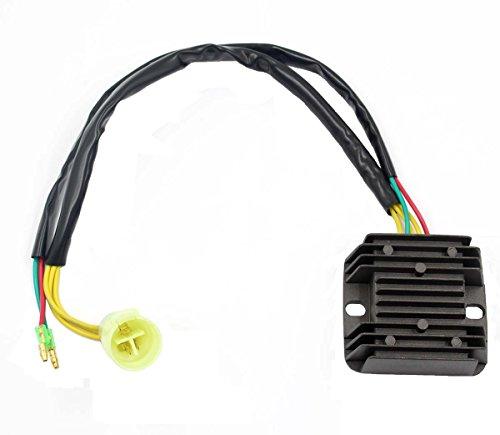 Rectifier Voltage Regulator (GooDeal Voltage Regulator Rectifier For Honda 300 TRX300 TRX300FW Fourtrax 4x4 93-00)