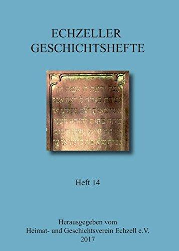 Echzeller Geschichtshefte Heft 14 (German Edition) pdf
