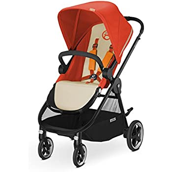 CYBEX Iris M-Air Baby Stroller, Autumn Gold