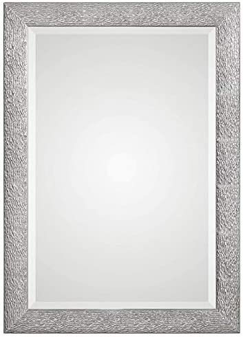 Uttermost Mossley Decorative Mirror in Silver