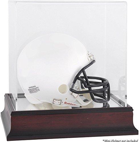 antique-mahogany-mini-helmet-display-case-fanatics-authentic-certified-nfl-mini-helmet-display-cases