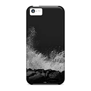 VintageFashion Case Cover For Iphone 5c Ultra Slim Case Cover