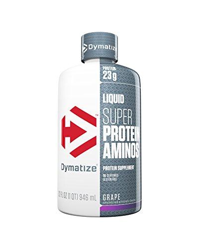 Cheap Dymatize Liquid Super Amino 23000mg, Grape, 32 Ounce