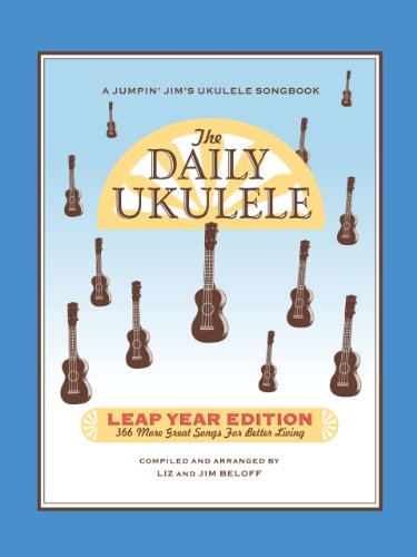 Amazon The Daily Ukulele Leap Year Edition 366 More Songs