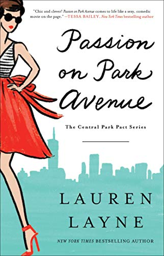 Passion on Park Avenue (The Central Park Pact Book 1)