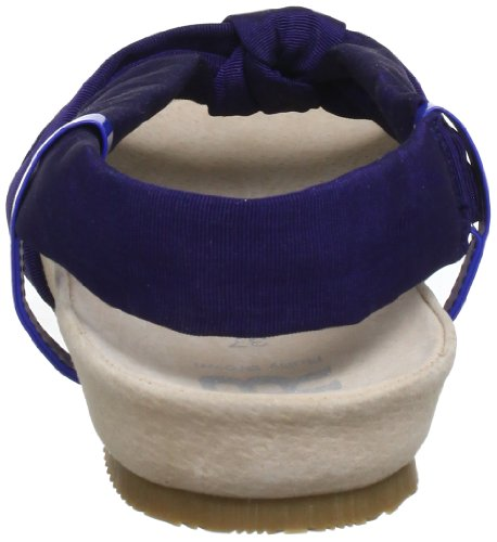 Ruby Brown Comfort Sandal, Women's Sandals Blue - Blau (Navy 084)