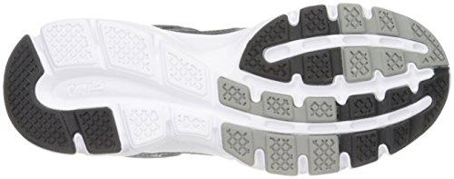 Fila Men's Memory Maranello 4 Running Shoe Black/Black/Metallic Silver free shipping brand new unisex 1nj01A