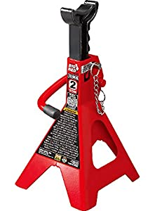 TorinDouble Locking 2-Ton Capacity Steel Adjustable Jack Stands