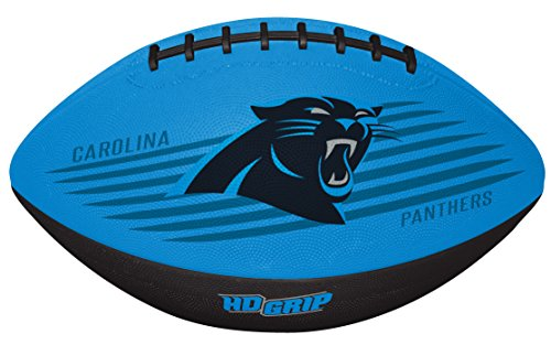- NFL Carolina Panthers 07731090111NFL Downfield Football (All Team Options), Blue, Youth