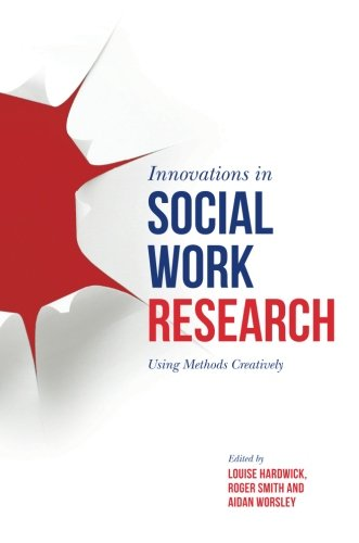 Audiobook cover from Innovations in Social Work Research: Using Methods Creatively by Leigh Neville