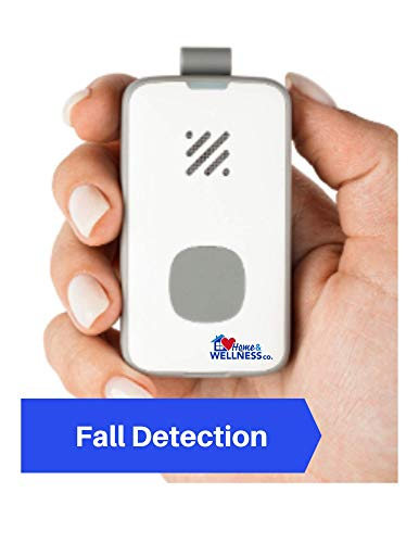 Home&Wellness GPS Medical Alert Device with Fall Detection. AT&T 4G. 4 Months Service Included
