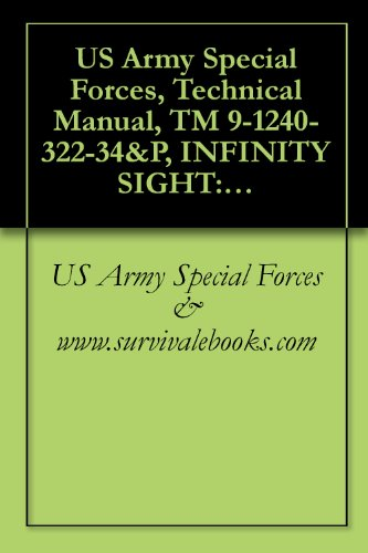 (US Army Special Forces, Technical Manual, TM 9-1240-322-34&P, INFINITY SIGHT: 8635466, (1240-00-056-4854), 1980)