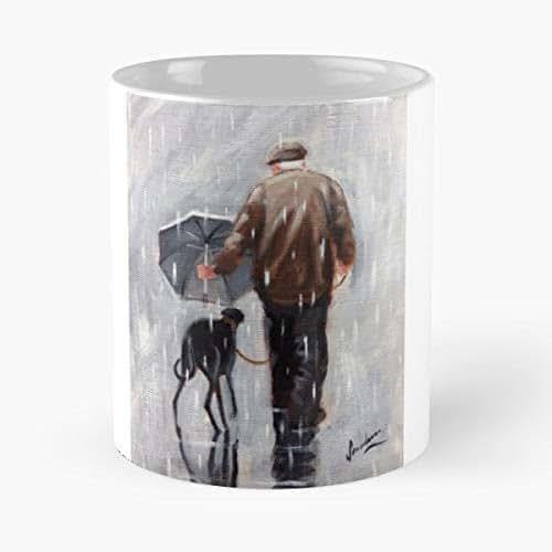 Amazon.com: Greyhound Whippet Rain Winter Dog Undefined