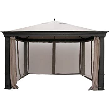 Amazon Com Garden Winds Tiverton Series 3 Gazebo