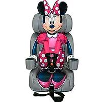 Asiento elevador para automóvil con arnés 2 en 1 KidsEmbrace, Minnie Mouse de Disney