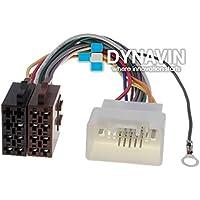 ISO-MIT.2007 - Conector iso universal para instalar radios