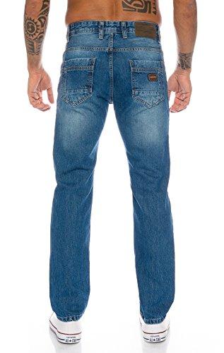 Hellblau Loren 327 Jeans Lorenzo Uomo Ll Straight qw1SPdY