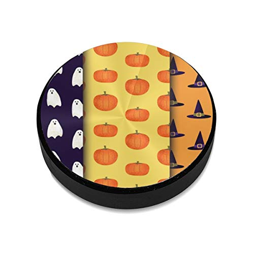 Magnetic Mount,Free Seamless Halloween Patterns Magnetic Car Mount