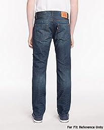 Levi\'s Boys 8-20 511 Skinny Fit Jean , BLACK STRETCH, 18 Regular