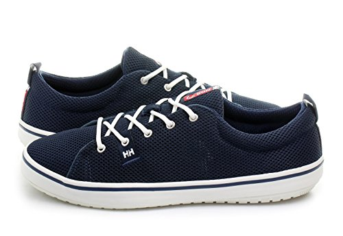 Helly Hansen Scurry 2, Zapatos de Cordones Oxford Para Hombre Azul (Azul Navy 597)