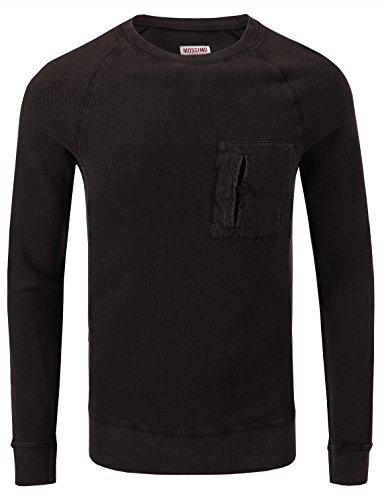 7 Encounter Mossimo Mens Crewneck Long Sleeve Shirt