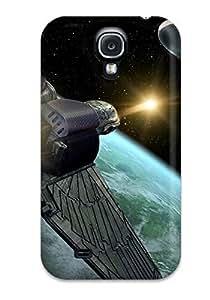 Excellent Design Star Trek Phone Case For Galaxy S4 Premium Tpu Case