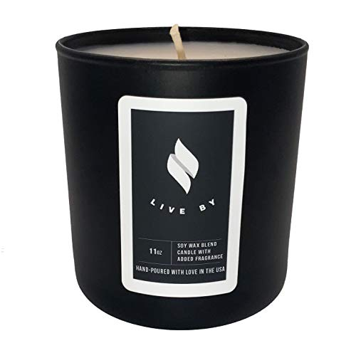 Luxury Scented Soy Candles with Various Scents (Fruit)