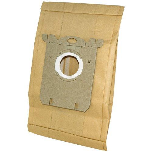 Sconosciuto E120MF 8 sacchetti filtro carta x Philips Reach Clean FC 9102 S&G