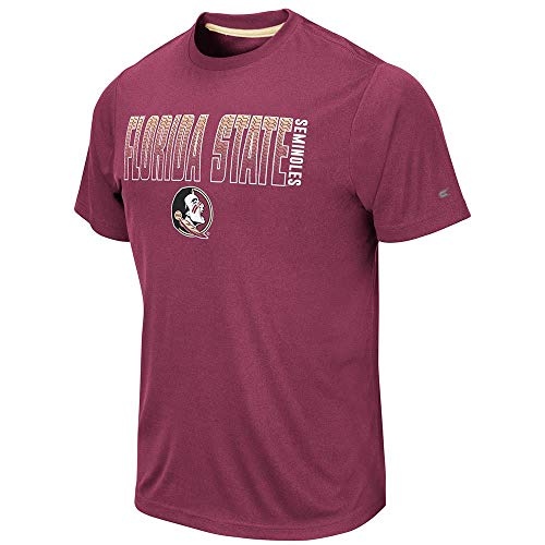 Colosseum Mens Florida State Seminoles Hamilton Short Sleeve Tee Shirt - M