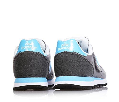 New Balance , Jungen Gymnastikschuhe Grau grau Blau