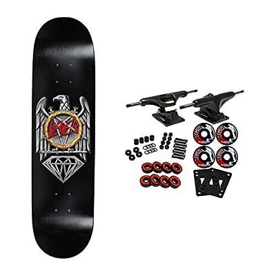 Diamond Supply Co. Skateboard Complete Slayer Brilliant Abyss 8.25