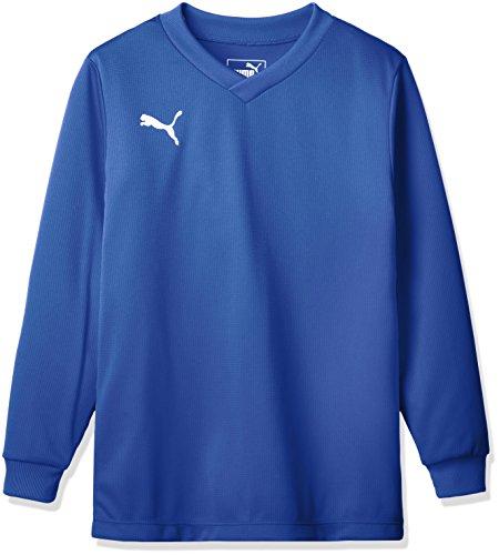 粘着性進行中重大(プーマ) PUMA サッカー ワンポイント長袖ゲームシャツ 903294 [ジュニア]