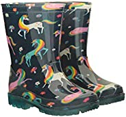 Mountain Warehouse Splash Junior Kids Wellies - Summer Walking Shoes