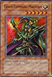 Yu-Gi-Oh! is a strategic trading card game in two players Duel each other using a variety of Monster, Spell, and Trap Cards to defeat their opponent's monsters and be the first to drop the other's Life Points to 0.Card Name: Chaos Command Mag...