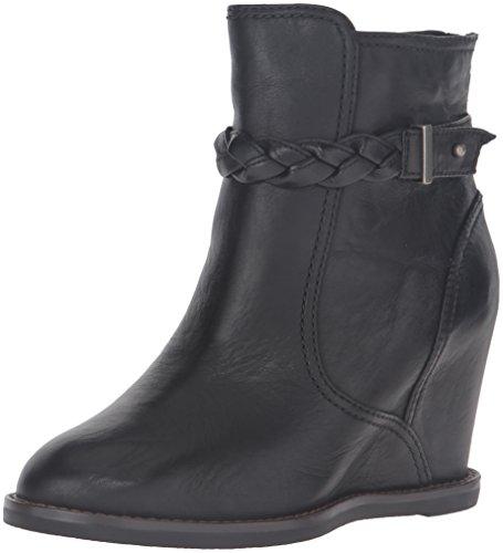 Johnston & Murphy Women's Regan Ankle Bootie - Black - 8 ...